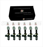 Injectors SSSperformance 2000cc 15-60-11-6C (6 cylinders)