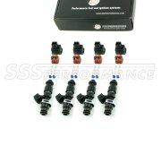 Injectors SSSperformance 800cc 15-60-14-4C (4 cylinders)